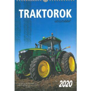 2020 Naptár: Traktorok