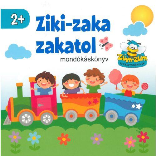 Ziki-zaka zakatol- Mondókáskönyv