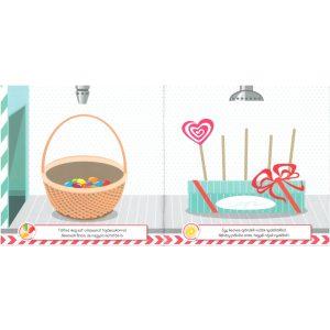 A kis  cukrász - Cukorkák