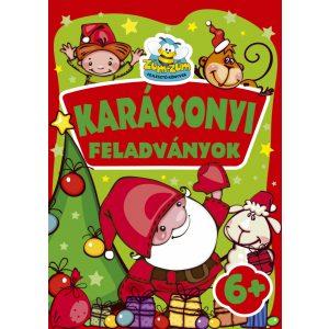 Karácsonyi feladványok