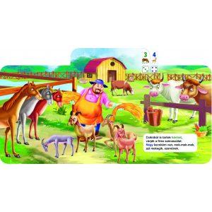 Állatszámláló - Ismerd meg a házi állatokat!