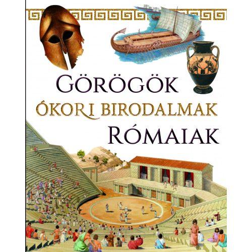 Görögök, Ókori Birodalmak, Rómaiak