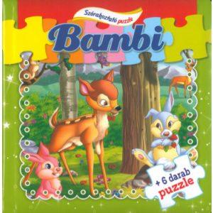 Bambi - Szórakoztató puzzle