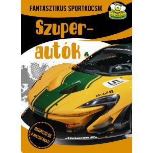Szuperautók - Fantasztikus sportkocsik