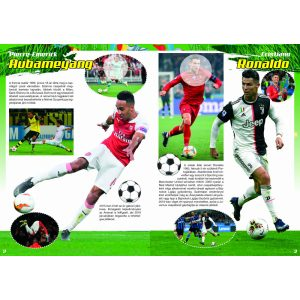 Futballsztárok - A világ legjobb focistái