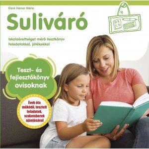 Suliváró - Teszt- és fejlesztőkönyv ovisoknak