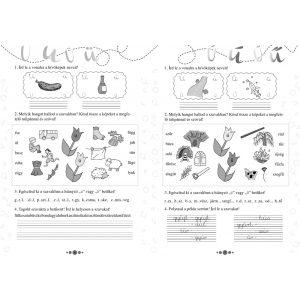 Betűk világa - Hangok differenciálása