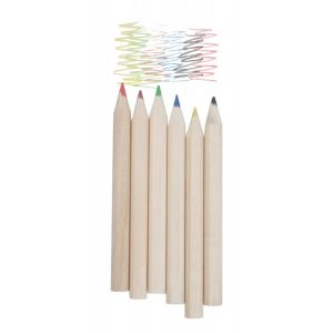 Kitty 6 db-os színesceruza készlet